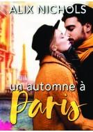Couverture du livre autoédité Un automne à Paris