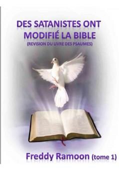 Des Satanistes Ont modifié La Bible - Couverture Ebook auto édité
