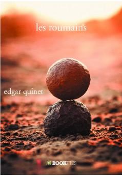 les roumains - Couverture de livre auto édité
