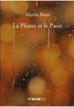 La Plume et le Paon - Couverture de livre auto édité