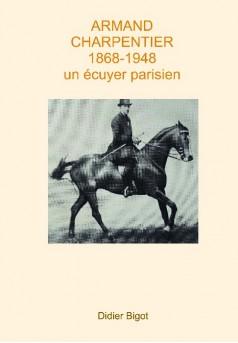Armand Charpentier - Couverture de livre auto édité