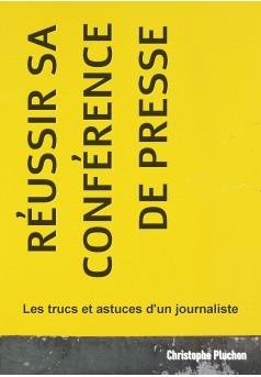 Réussir sa conférence de presse - Couverture Ebook auto édité