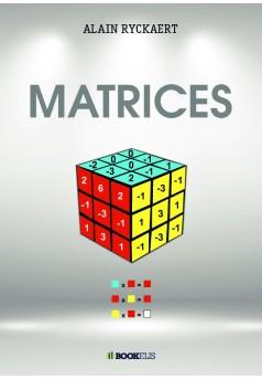 MATRICES - Couverture de livre auto édité