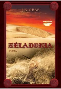 Zéladonia - Couverture de livre auto édité