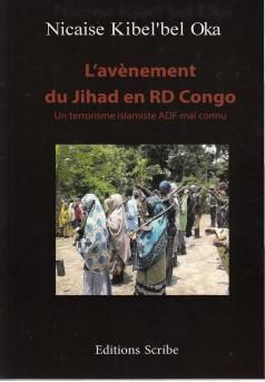L'avènement du Jihad en RD Congo - Couverture Ebook auto édité