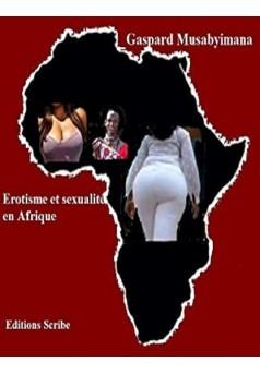 Érotisme et sexualité en Afrique - Couverture Ebook auto édité