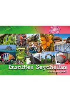 Insolites Seychelles - Couverture Ebook auto édité