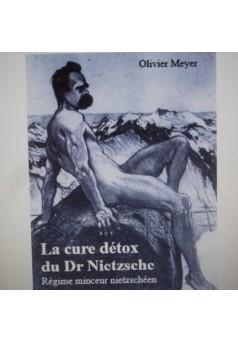 La cure détox du Dr Nietzsche - Couverture Ebook auto édité