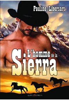 L'Homme de la Sierra - Couverture de livre auto édité