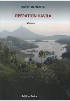 Opération Havila - Couverture Ebook auto édité