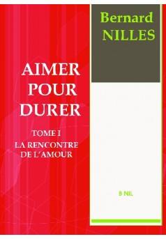 AIMER POUR DURER - Couverture de livre auto édité