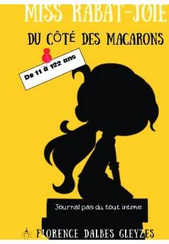 Miss Rabat-Joie - Couverture de livre auto édité