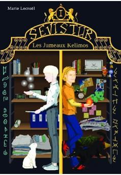 Sevistur Tome I Les Jumeaux Kelimos - Couverture de livre auto édité