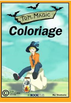 Coloriage Tom Magic
