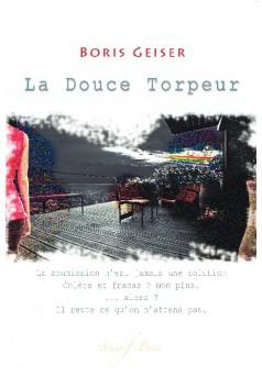 LA DOUCE TORPEUR - Couverture de livre auto édité