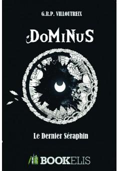 DoMiNuS - Couverture de livre auto édité