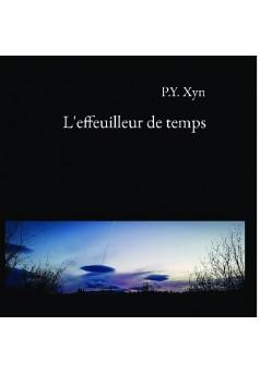 L'effeuilleur de temps - Couverture de livre auto édité