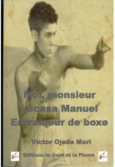 Moi monsieur Lacasa, entraineur de boxe - Couverture Ebook auto édité