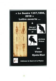 Le Linceul De Turin - Lettre ouverte … à Gérard Mordillat, Jérôme Prieur