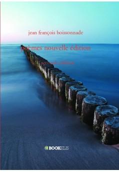 poèmes nouvelle édition - Couverture de livre auto édité