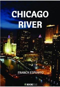 CHICAGO RIVER - Couverture de livre auto édité