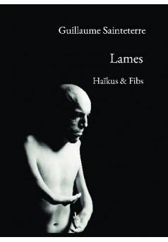 Lames - Couverture de livre auto édité