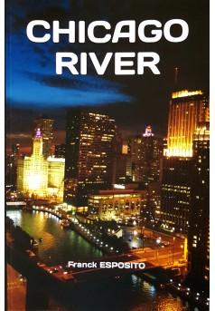 CHICAGO RIVER - Couverture Ebook auto édité