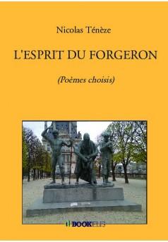 L'ESPRIT DU FORGERON - Couverture de livre auto édité