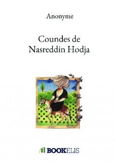 Coundes de Nasreddin Hodja - Couverture de livre auto édité