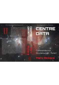 Centre Data - Couverture Ebook auto édité