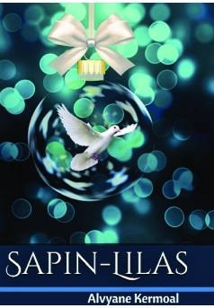 Sapin-Lilas - Couverture de livre auto édité