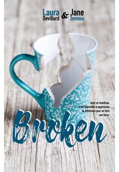 Broken - Couverture Ebook auto édité