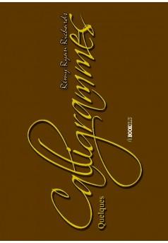 Quelques Calligrammes - Couverture de livre auto édité