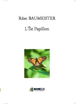 L'Île Papillon - Couverture de livre auto édité
