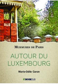 AUTOUR DU LUXEMBOURG - Couverture de livre auto édité