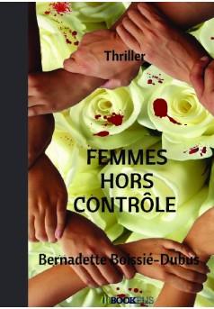 FEMMES HORS CONTRÔLE  - Couverture de livre auto édité