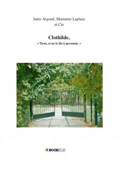 Clothilde,  - Couverture Ebook auto édité