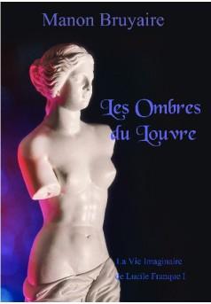 Les Ombres du Louvre - Couverture de livre auto édité