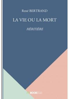LA VIE OU LA MORT - Couverture de livre auto édité