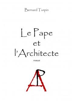 LE PAPE ET L'ARCHITECTE - Couverture Ebook auto édité