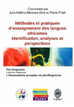 Méthodes et pratiques d'enseignement des langues africaines - Couverture de livre auto édité