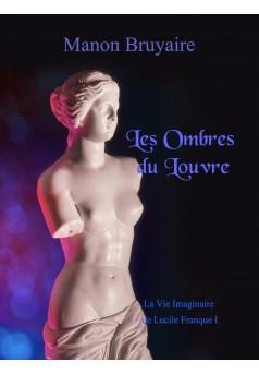 Les Ombres du Louvre - Couverture Ebook auto édité