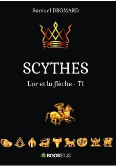 SCYTHES - Couverture de livre auto édité