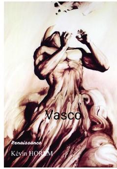Vasco - Couverture de livre auto édité