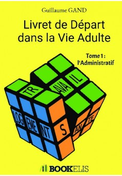 Livret de Départ dans la Vie Adulte - Couverture de livre auto édité