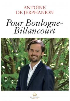Pour Boulogne-Billancourt - Couverture Ebook auto édité