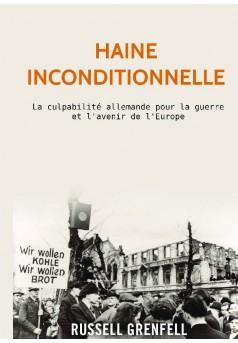 Haine inconditionnelle - Couverture de livre auto édité