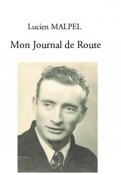 Mon Journal de Route - Couverture de livre auto édité