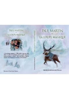 Paul Martin  - Couverture de livre auto édité