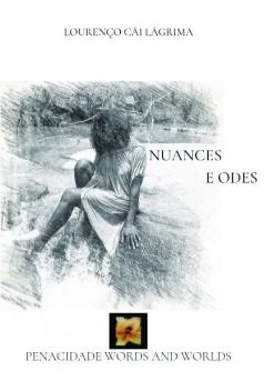 Nuances e Odes - Couverture de livre auto édité